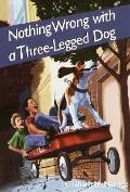 Nothing Wrong With a Three-Legged Dog