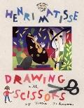Henry Matisse Drawing With Scissors