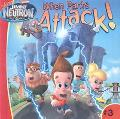 When Pants Attack! (Adventures of Jimmy Neutron Boy Genius 8x8 (Pb))