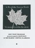 Portfolio Source Book: How to Set up a Portfolio Classroom