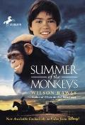 Summer Of The Monkeys (Turtleback School & Library Binding Edition)