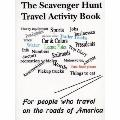 Scavenger Hunt Travel Activity Book