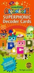 Alphabotz SUPERPHONIC Decoder Cards