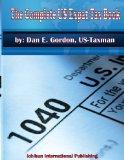 The Complete US Expat Tax Book