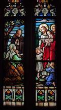 Stained Glass Windows of St. Matthew the Apostle Parish