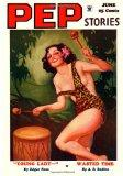 Pep Stories: June 1935