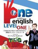 One with English, Level 1: Communication Fundamentals (Japanese Edition)