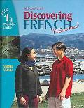 Discovering French Nouveau! Blue 1a Premiere Partie