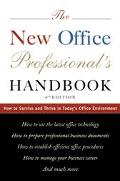 New Office Professional's Handbook