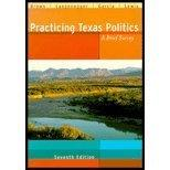 Practicing Texas Politics Eleventh Edition