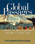 Global Passages Sources in World History