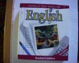 English-Texas edition-teacher's edition