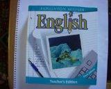 English -Texas Edition - Teacher's Edition