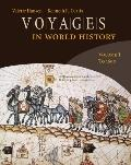 Voyages in World History, Volume 1 (Available Titles CourseMate)