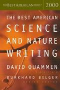 Best American Science and Nature Writing 2000