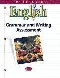 HM English: Grammar and Writing Assessment, Grade 7