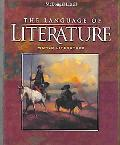 Language of Literature World Literature