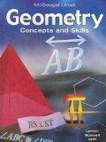 Geometry: Concepts & Skills