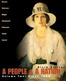A People and a Nation: A History of the United States Since 1865