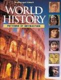 McDougal Littell World History: Patterns of Interaction, Grades 9-12, Student Edition (McDou...