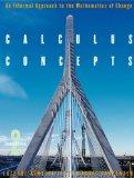 Calculus Concepts: An Informal Approach to the Mathematics of Change, Second Edition