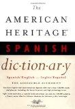 The American Heritage Spanish Dictionary, Second Edition