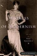 Mistress Of Modernism The Life Of Peggy Guggenheim