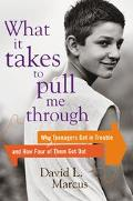 What It Takes To Pull Me Through Four Troubled Teenagers And Fourteen Months That Transforme...