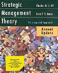 STRATEGIC MGMT THEORY (ANNUAL UPD) (P)