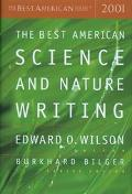 Best American Science and Nature Writing 2001