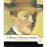 A History of Western Society: From Absolutism to the Present, Chapters 16-31 (Volume II)