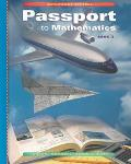 Passport to Mathematics Book 2