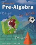 McDougal Littell Middle School Math: Student Edition Pre-Algebra 2005