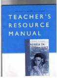 Nextext Stories in History: Teacher Resource Manual America in Conflict, 1941-1985