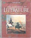 The Language Of Literature: World Literature : California Edition