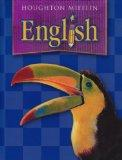 Houghton Mifflin English: Hardcover Student Edition Level  4 2004