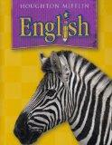 Houghton Mifflin English: Hardcover Student Edition Level  5 2004