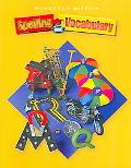 Houghton Mifflin Spelling and Vocabulary Level 5