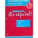 En Espanol: Level 1a Actividades Para Todos (Spanish Edition)