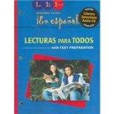 En Espanol: Level 1 Lecturas Para Todos (Spanish Edition)