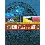 student atlas of the world The Americans, Grades 9-12 Classroom Atlas: Mcdougal Littell the ...