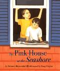 Pink House at the Seashore