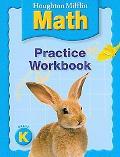 Math Practice Workbook Grade K