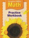 Houghton Mifflin Mathmatics: Practice Book Level 5