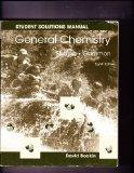 General Chemistry Student Solutions Manual, 8th Edition