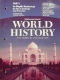 Unit 3 In-depth Resources an Age of Exchange and Encounter World History Patterns of Interac...