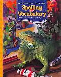 Houghton Mifflin Spelling And Vocabulary Words for Readers and Writers