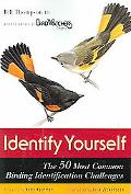 Identify Yourself The 50 Most Common Birding Identification Challenges