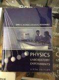 Physics Lab Experiments, Custom Publication