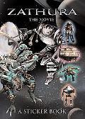 Zathura The Movie - Sticker Book
